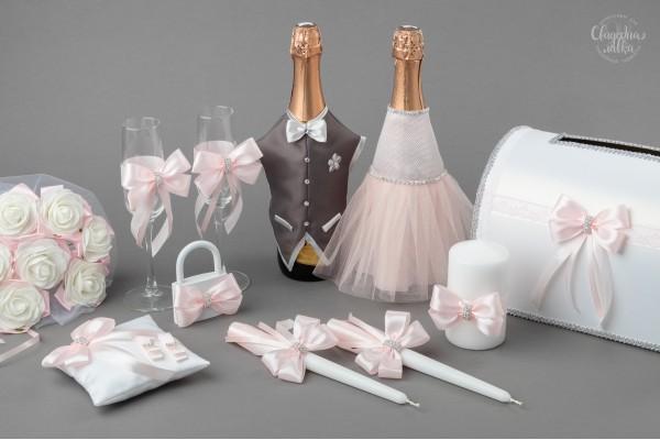 Коллекция аксессуаров ''Розовое серебро''