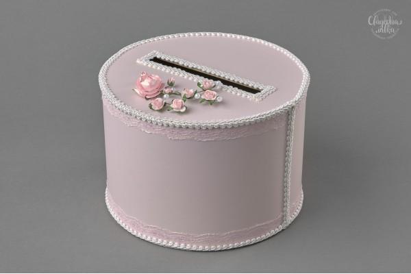 """Коробки для денежных конвертов """"Pink"""""""