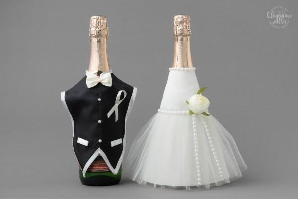 """Одежда на Шампанское """"Камелия"""""""