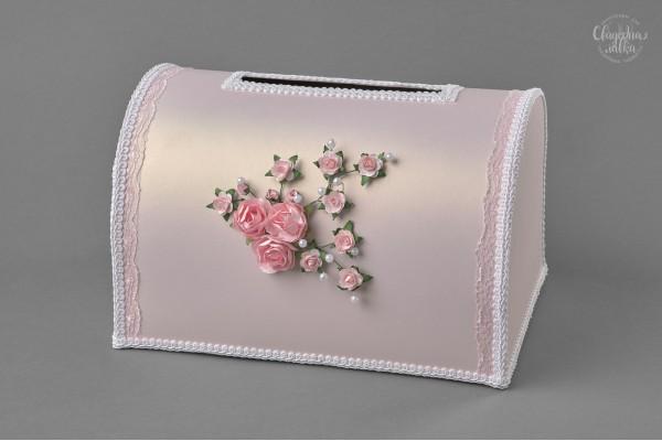 """Сундук для конвертов """"Pink"""""""