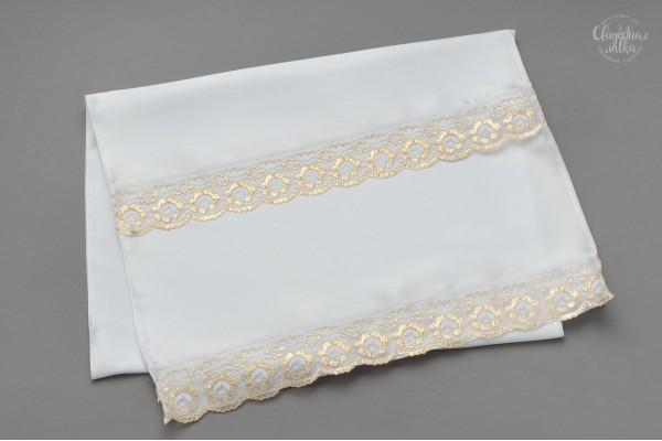 Венчальный рушник ''Золотая нить''