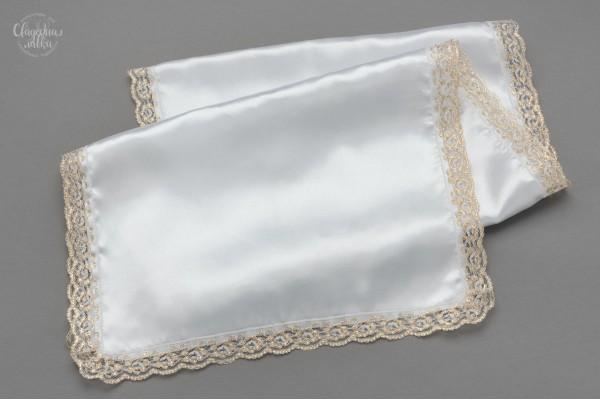 Венчальный рушник ''Золото''