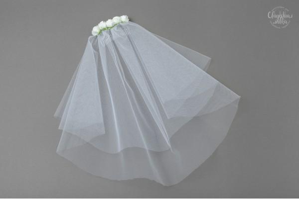 """Фата для девичника """"Невеста"""""""