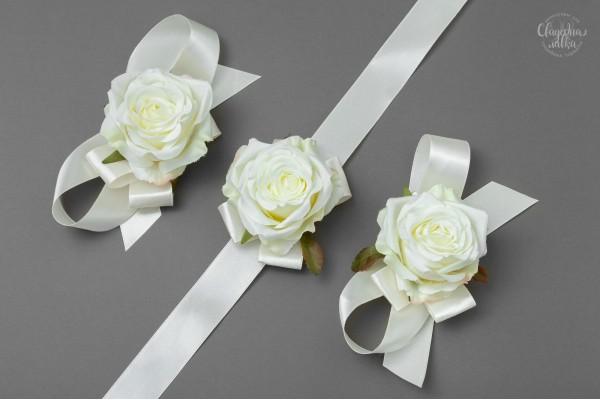 """Браслет подружке Невесты """"Rose"""""""