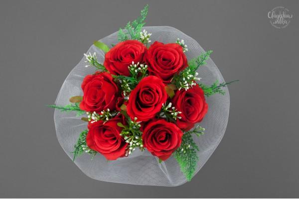 Букет-дублёр из Красных Роз