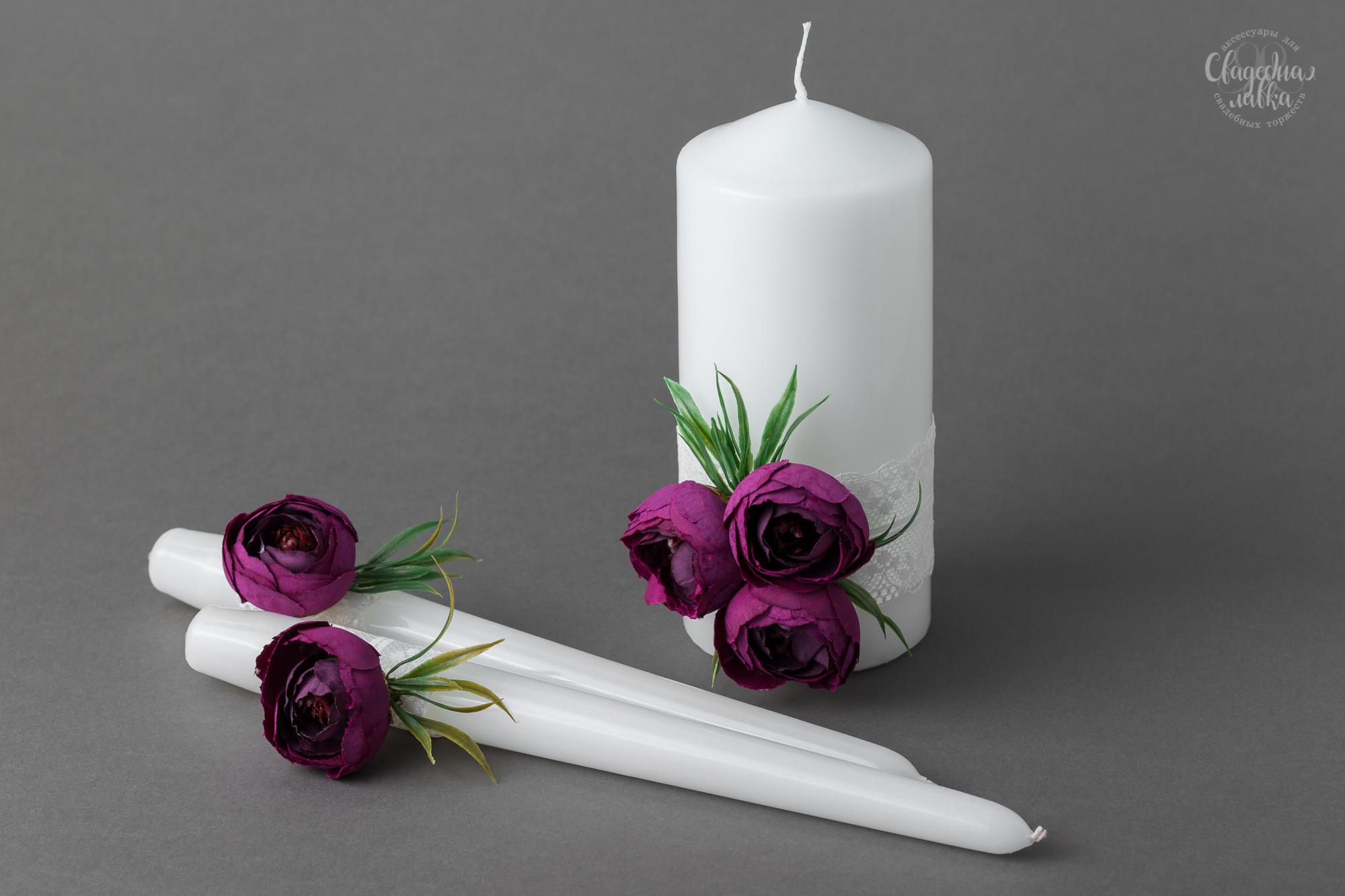 Свадебные свечи (Семейный очаг)